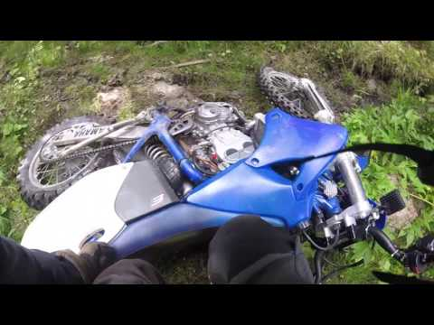 Yamaha wr426f And Beta400 out for a ride again