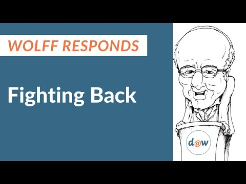 Wolff Responds  Fighting Back