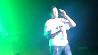 Chipmunk - Lose My Life ft Tulisa LIVE at The O2 Academy 12.02.10