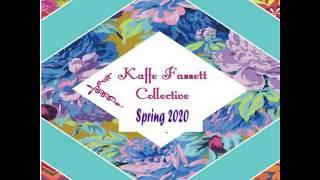 Kaffe Fassett Collective Spring 2020