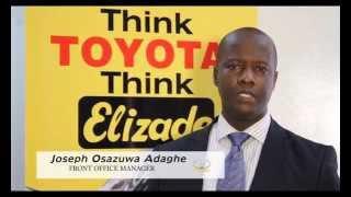 Elizade Toyota Nigeria  Documentary