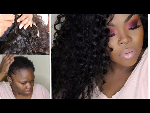 Valentines Day SLAY! Start to finish ft Yolissa Hair