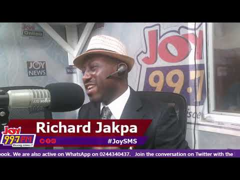 Ambulances - #JoySMS on Joy FM (31-10-18)