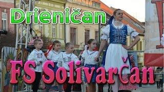 preview picture of video 'FS Solivarčan, Fašiangovanie Prešov'