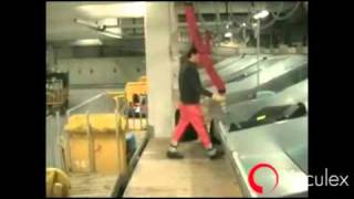 Airport Baggage Handling - with Vaculex Solutions