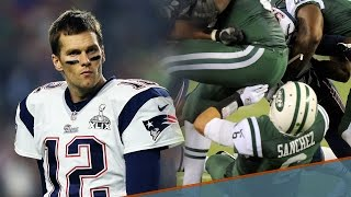 Patriots and Jets fans reveal the depth of their heated rivalry thumbnail