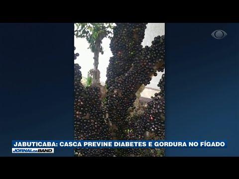 Jabuticaba: casca previne diabetes e gordura no fígado