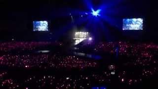 130609[FANCAM] SNSD Opening (PINK OCEAN) + HOOT AT 2013 World Tour Girls & Peace Concert in Seoul