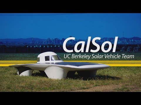 Students on the CalSol team talk about the design and creation of Zephyr