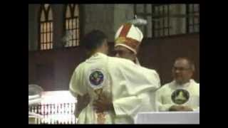 preview picture of video 'Episcopal Ordination of Bishop Sebastian Francis of Penang (3.3 of 4.3)'