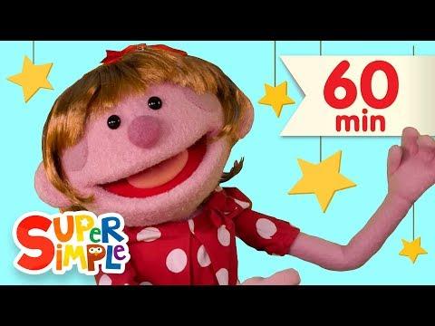 Here We Go Looby Loo | + More Kids Songs | Super Simple Songs