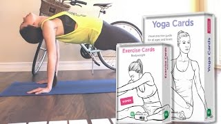 Смотреть онлайн Упражнения йоги на растяжку для начинающих