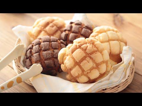 蜜瓜麵包的製作方法,這不是波羅麵包唷
