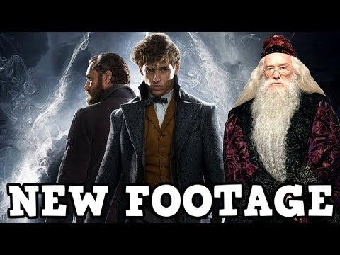 Fantastic Beasts The Crimes of Grindelwald - Nicolas Flamel Footage Breakdown