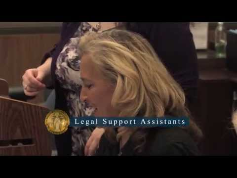 A day in the life of a Legal Support Assistant