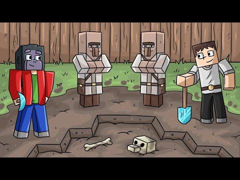 NAŠLI JSME ARCHEOLOGY! (Minecraft Dinosauři #12)