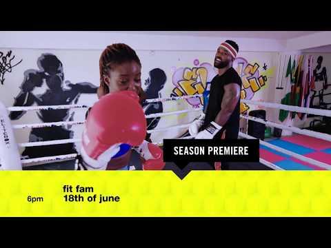MTV Base Fit Fam: Iyanya, Beverly Osu, Eva Aloridah, others set to appear on new season of TV series
