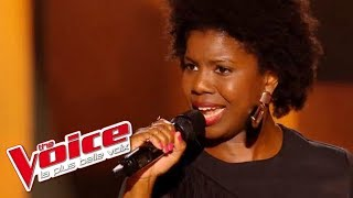 Aretha Franklin – Think   Beehann   The Voice France 2016   Blind Audition
