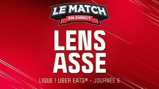 ???? Le Match en direct : Lens 2 - 0 Saint-Étienne (football)