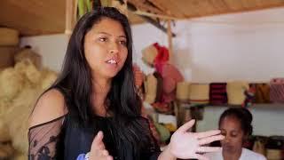Manuela Rakotomanga portrait d'une jeune entrepreneure