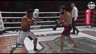 73кг Erkan Varol (Турция) vs Хасан Халиев (Ахмат, Россия)