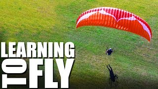 CHEAPEST WAY TO LEARN TO FLY - Paramotor Solo