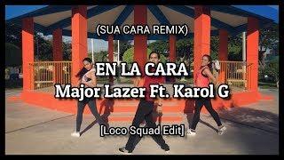 En La Cara - Major Lazer (feat. Karol G) [Loco Squad Edit] - ALK DANCE COREO