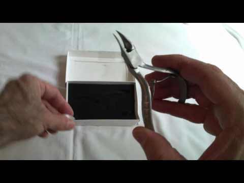 Nipper tagliatore Paronichia cura cuticola manicure
