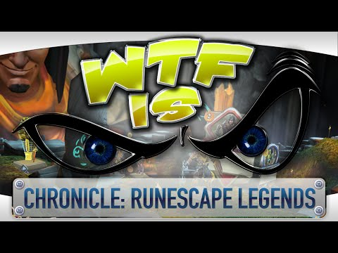 WTF Is... - Chronicle: RuneScape Legends ? - YouTube video thumbnail
