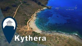 Kythera | Agios Nikolaos Beach near Moudari Lighthouse