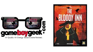 Bloody Inn Review with the Game Boy Geek