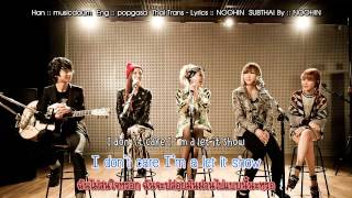 [Thai sub] 2ne1 - Baby I Miss You