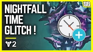 Destiny 2 - Nightfall Timer Glitch! - Savathun's Song - Anomalies