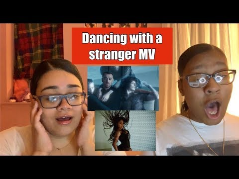 Sam Smith, Normani - Dancing With A Stranger Music Video | REACTION