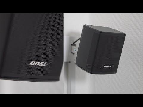 Sinnvolle Ergänzung?! Bose Surround Speakers im Test!