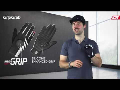 GripGrab Raptor handske Sort video