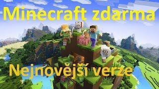 Jak si stáhnout Minecraft na PC ZDARMA (1.13 Aquatic)