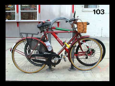Watch What Happens When You Leave A Bicycle Outside For A Year