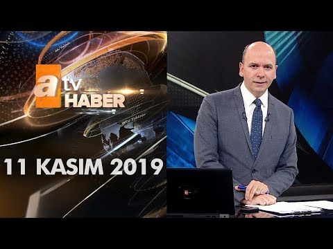 Atv Ana Haber   11 Kasım 2019