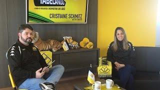 9º Tabelando Cristiane Schmitz- TV Tigre