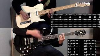 505 - Arctic Monkeys (Guitar Cover & Tutorial)
