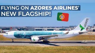TRIPREPORT | Azores Airlines (ECONOMY) | Airbus A330-200 | Lisbon - Ponta Delgada