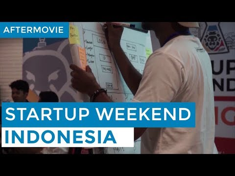 mp4 Startup Weekend Malang, download Startup Weekend Malang video klip Startup Weekend Malang