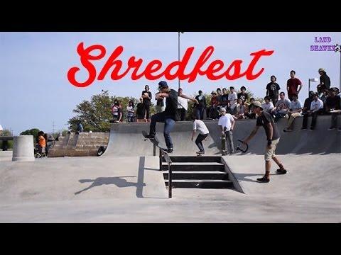 Shredfest at Rosedale Skate Park