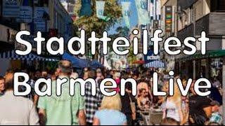 """#91 Как веселятся немцы. Stadtteilfest """"Barmen - live! 2016""""."""