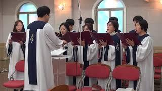 """수원광현교회 """" 지극히 작은 자 하나에게 """" (하늘소리찬양대)"""