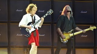 AC/DC and Axl Rose - YOU SHOOK ME ALL NIGHT LONG HD - Ceres Park, Aarhus, Denmark, June 12, 2016