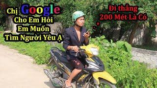 Hỏi Chị Google Tìm Người Yêu Ở Đâu   Hải Tv