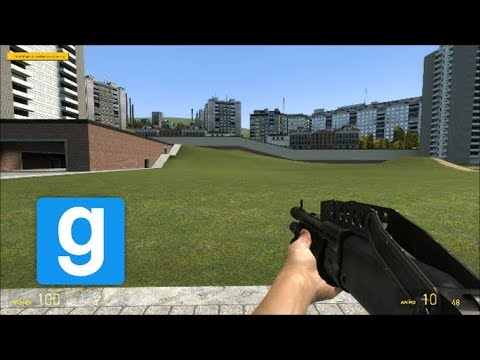 Gmod- L4D2 (Guns Showcase and Bonus Weapon) (Steam Mods) - смотреть