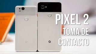Pixel 2 y Pixel XL 2, toma de contacto